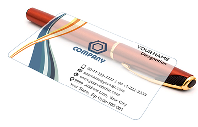 Business cards rs 75 online visiting cards printing design translucent business cards reheart Images