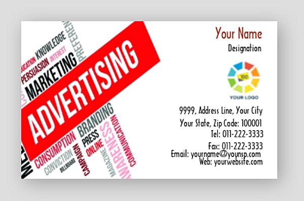 Premium Business Card 000851
