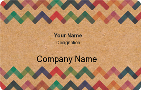 Brown Business Cards