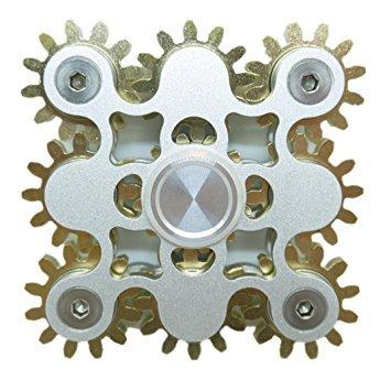 9 gear metal fidget spinner