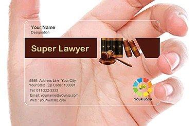 Transparent Business Card 000011